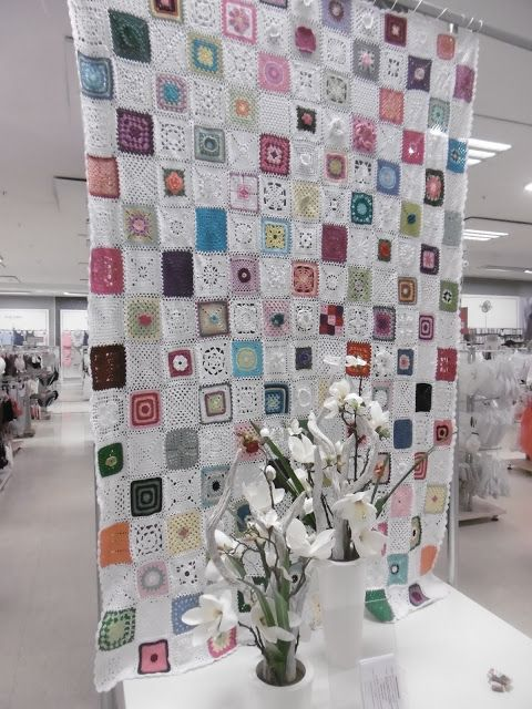 Häkeln im Quadrat: Benefizdecke 2017 | blanket | Pinterest ...