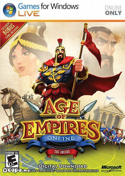Age Of Empires Online Age Of Empires Age Of Mythology Empire