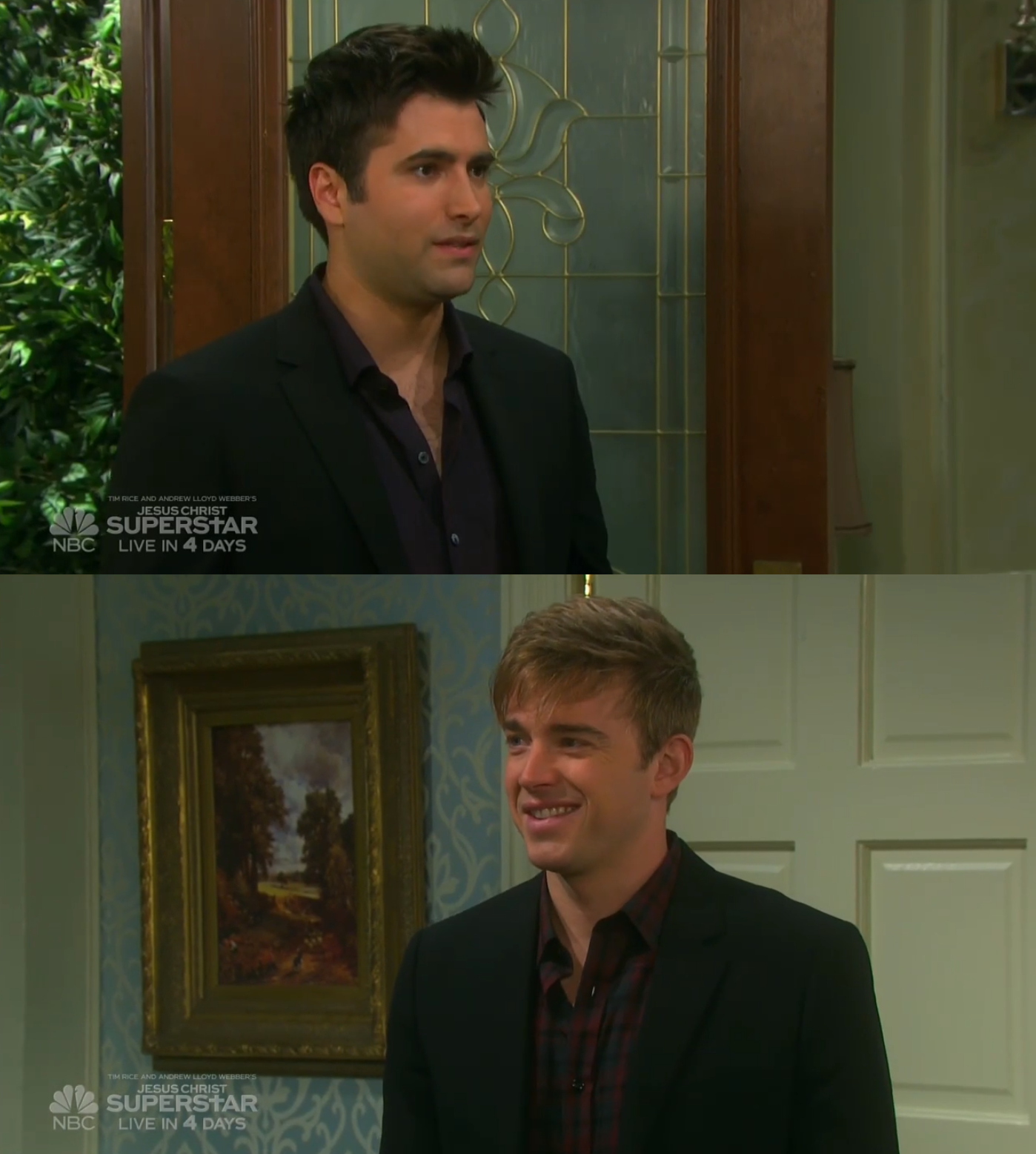 Sonny Kiriakis You Know When I Said I Hope You Wouldn T Cheat On Paul The Way You Did With Me That Was Complete Days Of Our Lives I Hope You Know