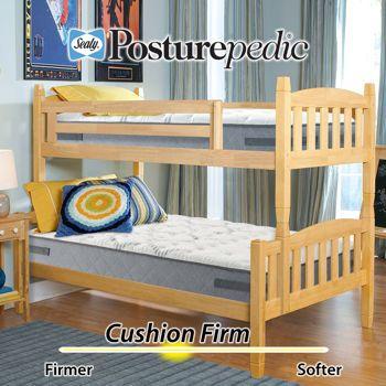 Sealy Posturepedic 174 Series Hawthorne Cushion Firm Twin