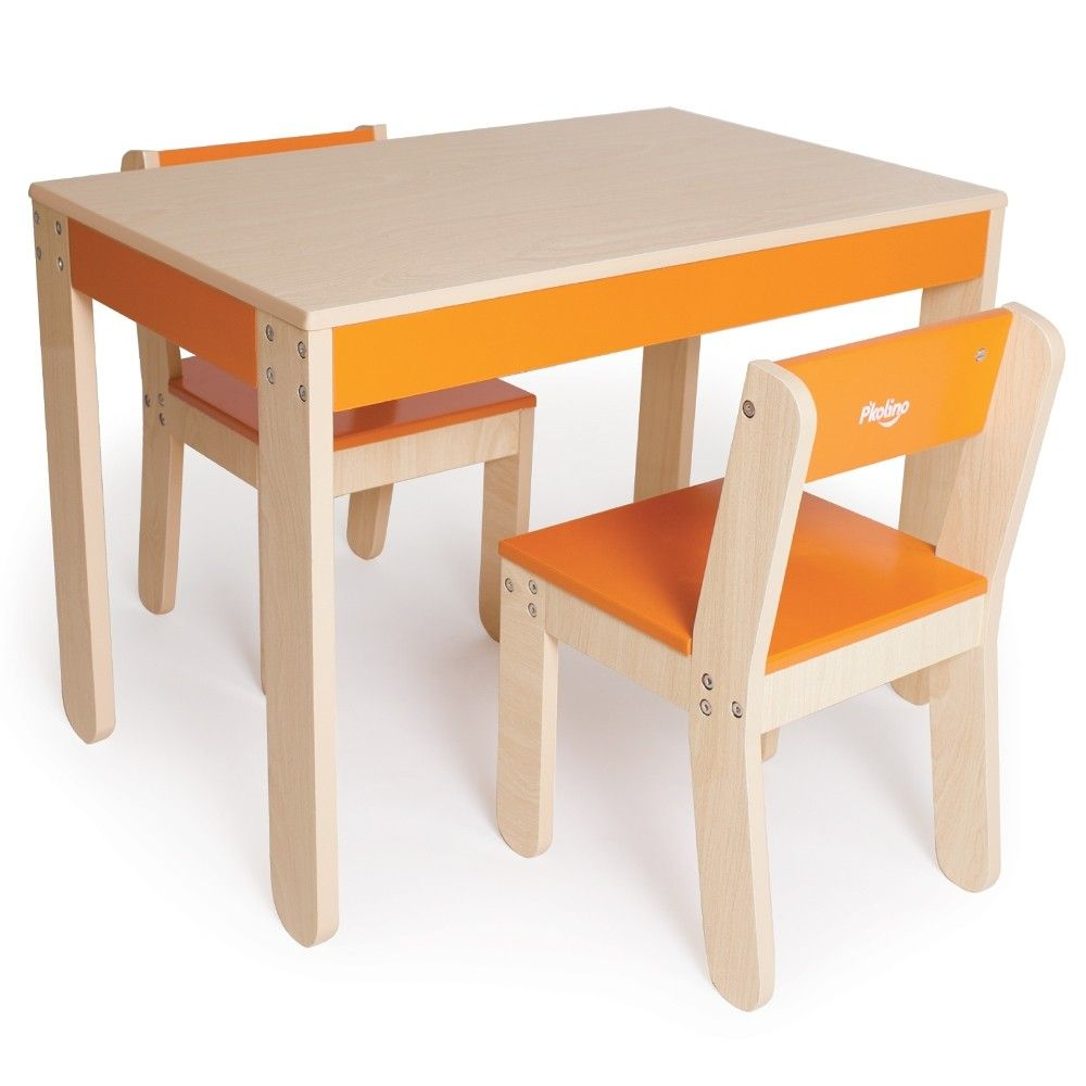 Table And Chairs Kids Children Little