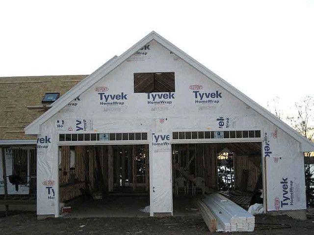 Trim Everywhere Transom Windows Over Garage Doors
