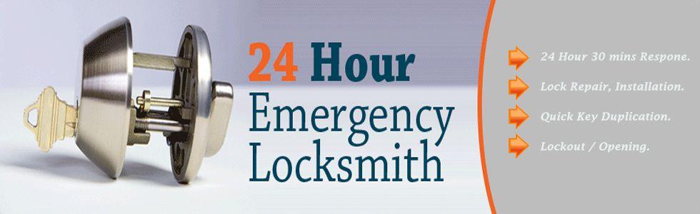 Emergency locksmith services 24hr emergency lockouts