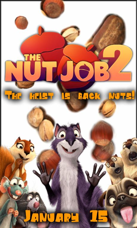 The Nut Job 2 Coming January 15, 2016  Animated Films -8787