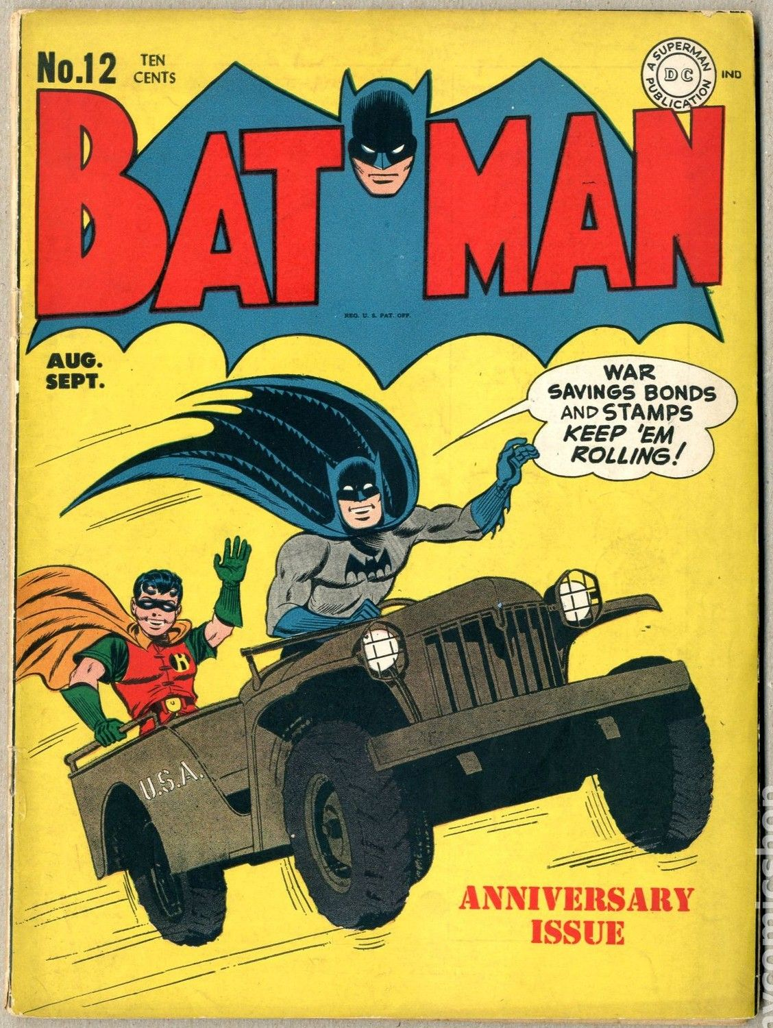 Batman-12-Comic-Book-Front-Cover-e1398377031405.jpg (1128×1500 ...