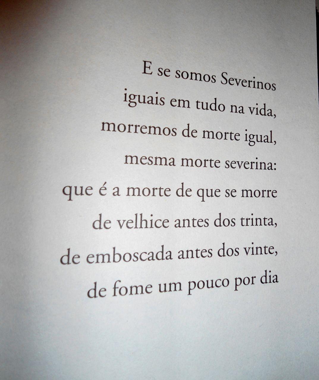 João Cabral De Melo Neto Palavras Poesía Frases E Poemas