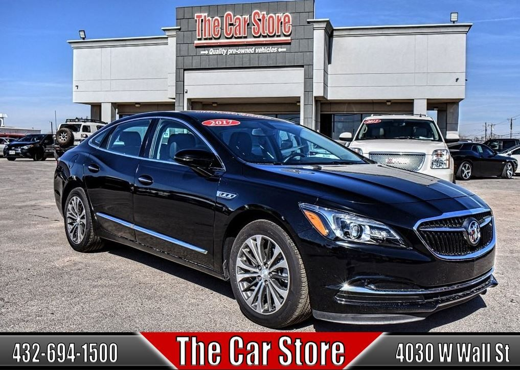 PreOwned 2017 Buick LaCrosse at TheCarStore Midland
