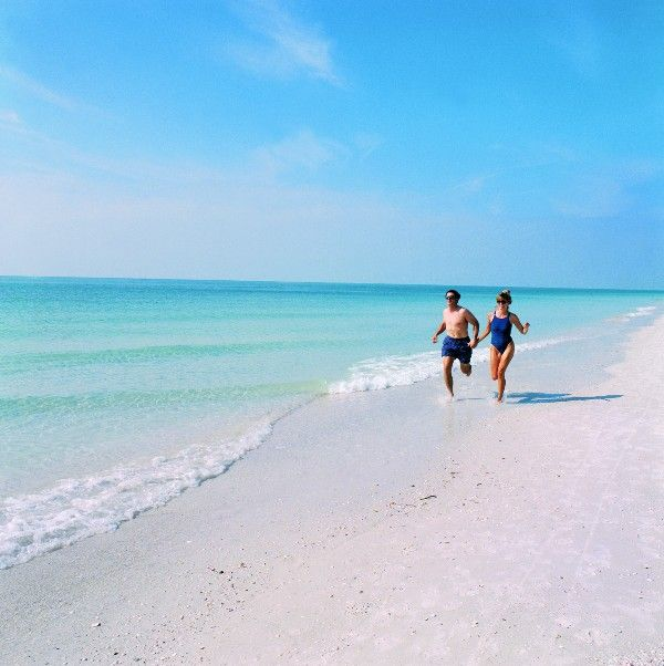 The Weather And Climate In Bradenton Florida Florida Beaches Vacation Florida Beaches Beach