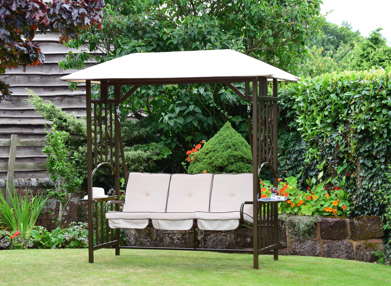 Saigon 3 Seat Swing Seat By Weaves Furniture Rrp 39900
