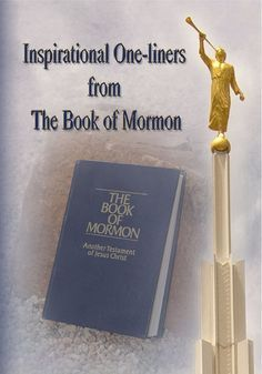 The book of mormon was written for our day
