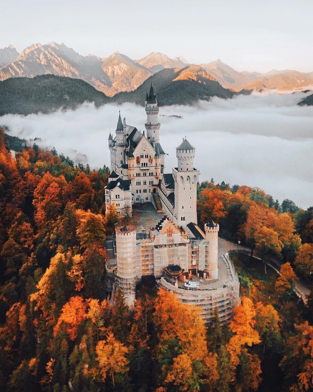 The Best Destinations in Europe for Fall Colors   alexandra taylor