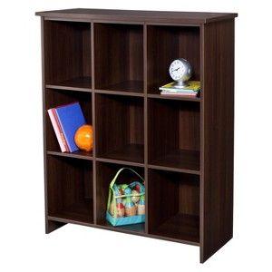 CircoR Chloe Conner 9 Cube Bookcase