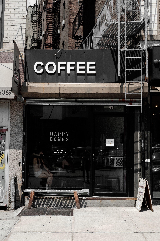 Coffee Shop Aesthetic Wallpaper
