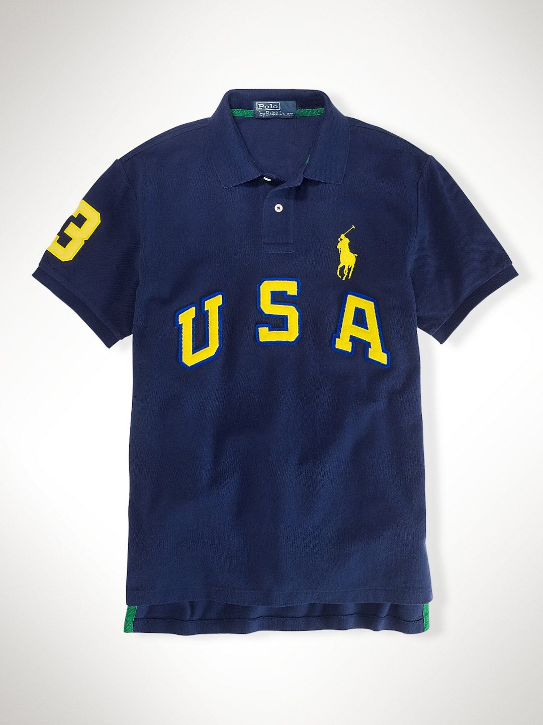 569818dcd3cd03 USA Big Pony Polo | STYLE in 2019 | Polo ralph lauren, Polo, Men