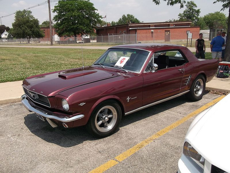 1966 Ford Mustang 289ci | Flickr - Photo Sharing!