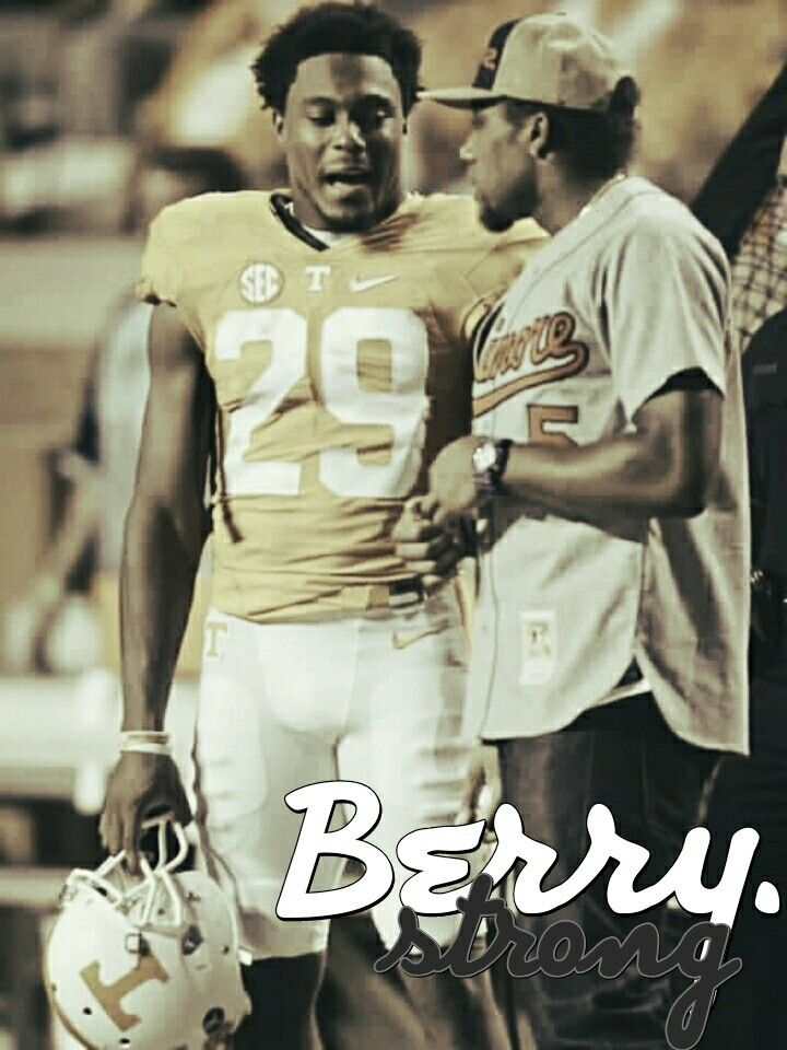Evan and eric berry tennessee football tn football