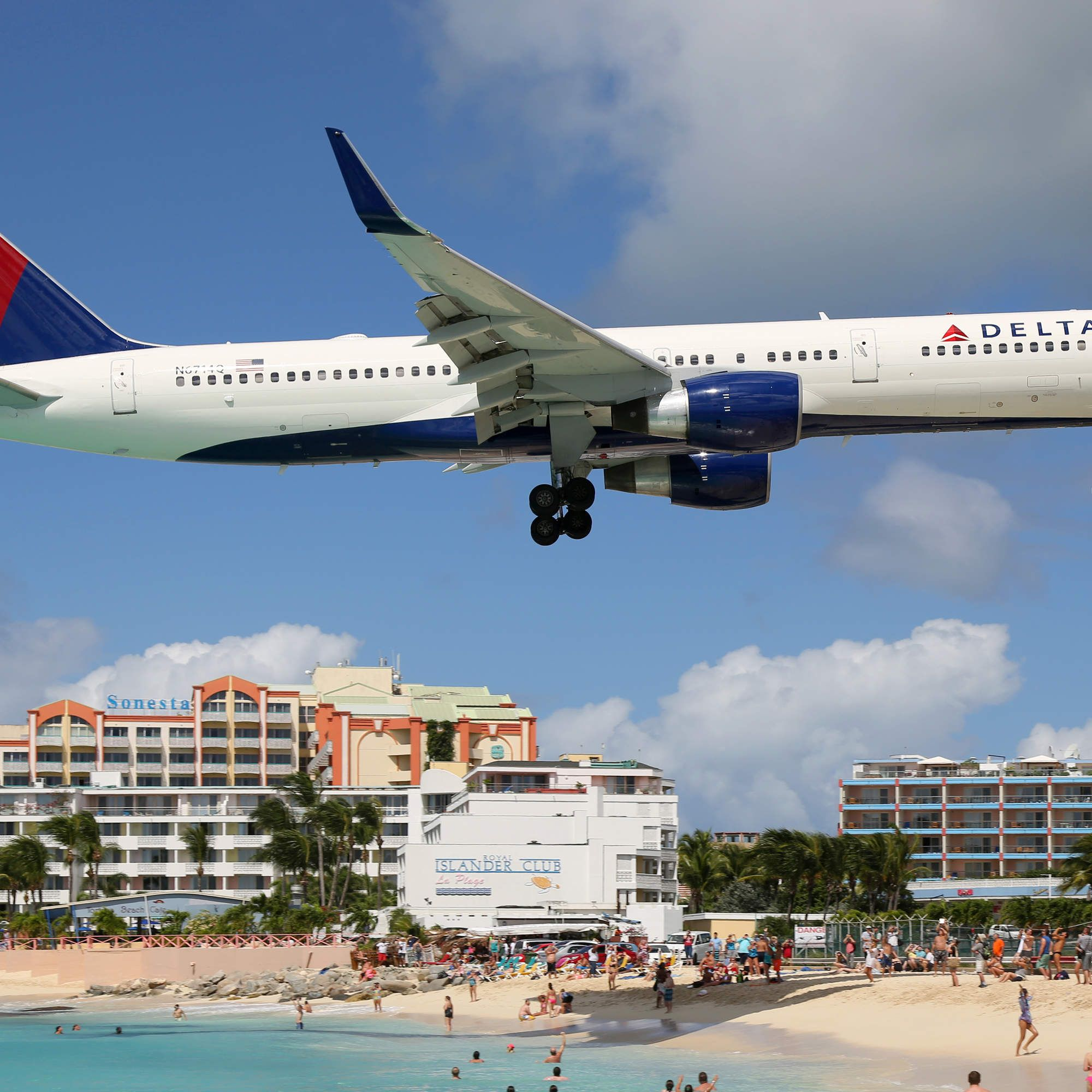 You get NOTHING! I said good day! Cheap airfare, Delta