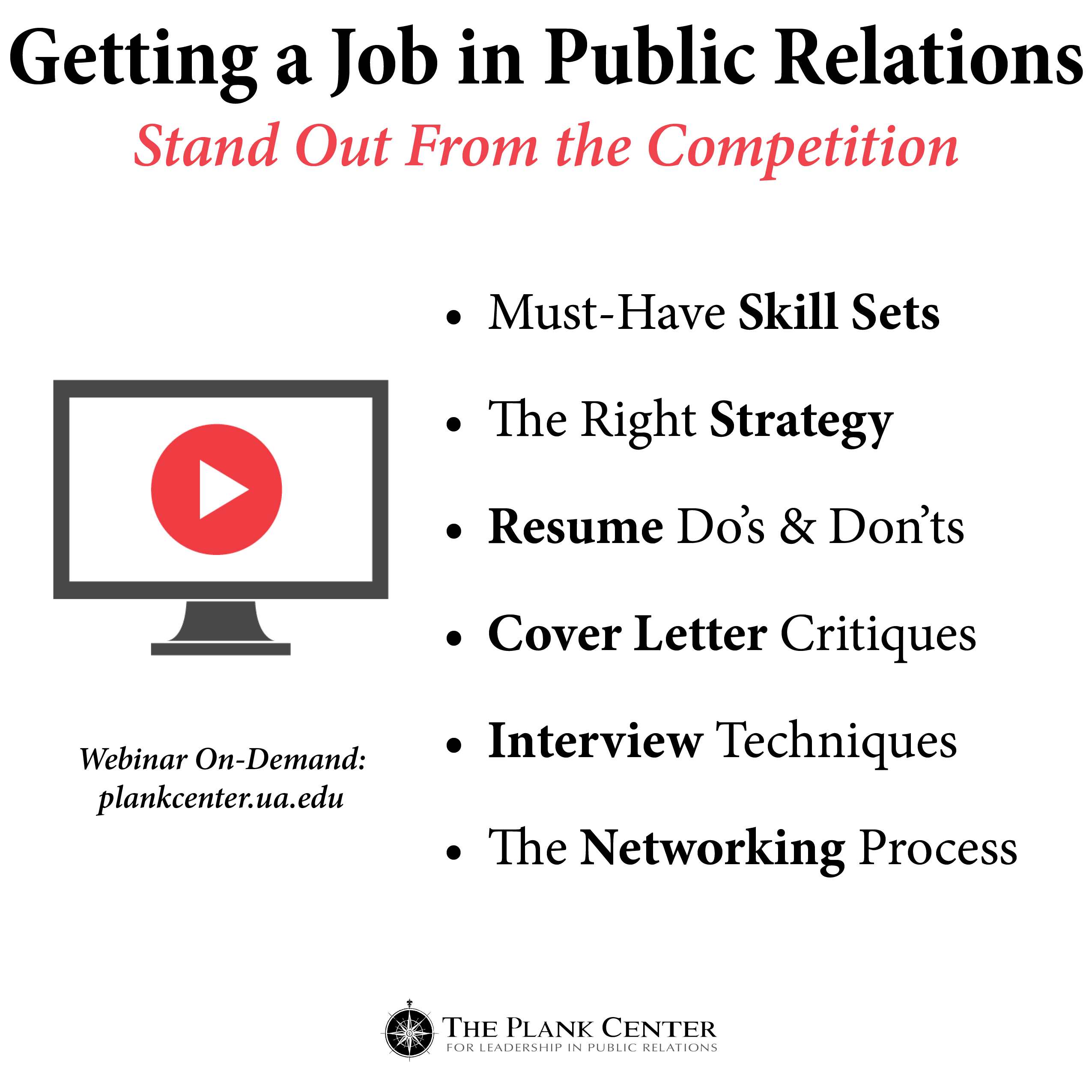 Are You Ready To Get A Job In Public Relations Are You Hungry To