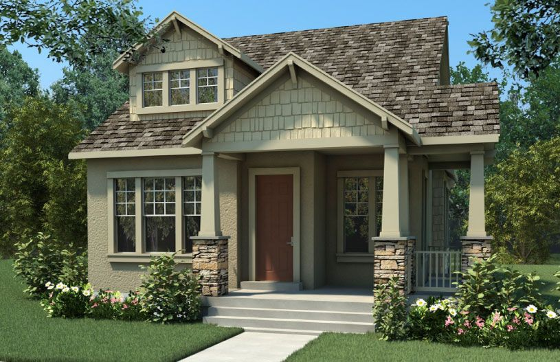 Claybourne Craftsman Home Design For New Homes In Utah Craftsman House Craftsman Style House Plans Small Craftsman House Plans