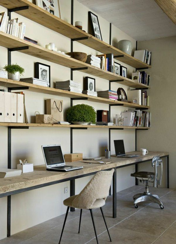 Design pour tag re comment on peut choisir une tag re - Etagere murale bureau ...