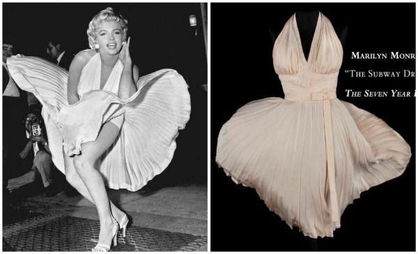marilyn monroe dresses -