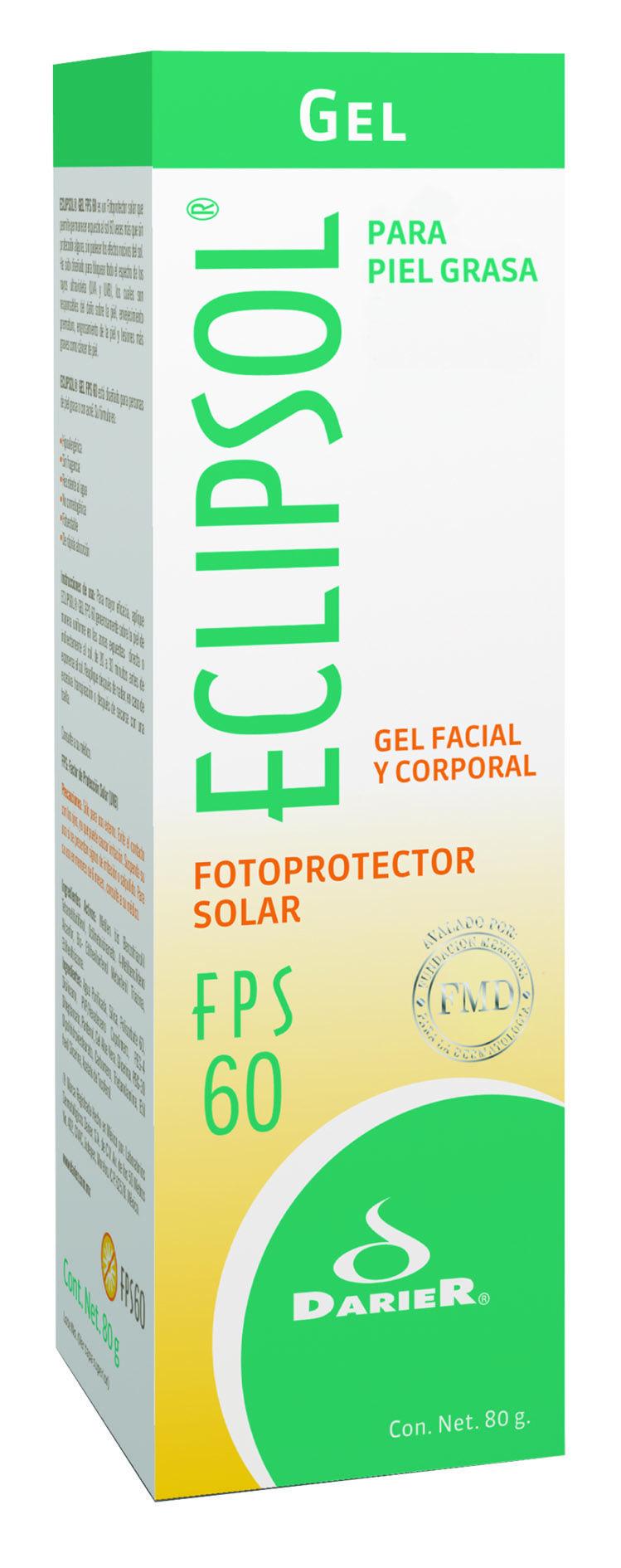 Protector solar en Gel, especializado para pieles sensibles como en el rostro.
