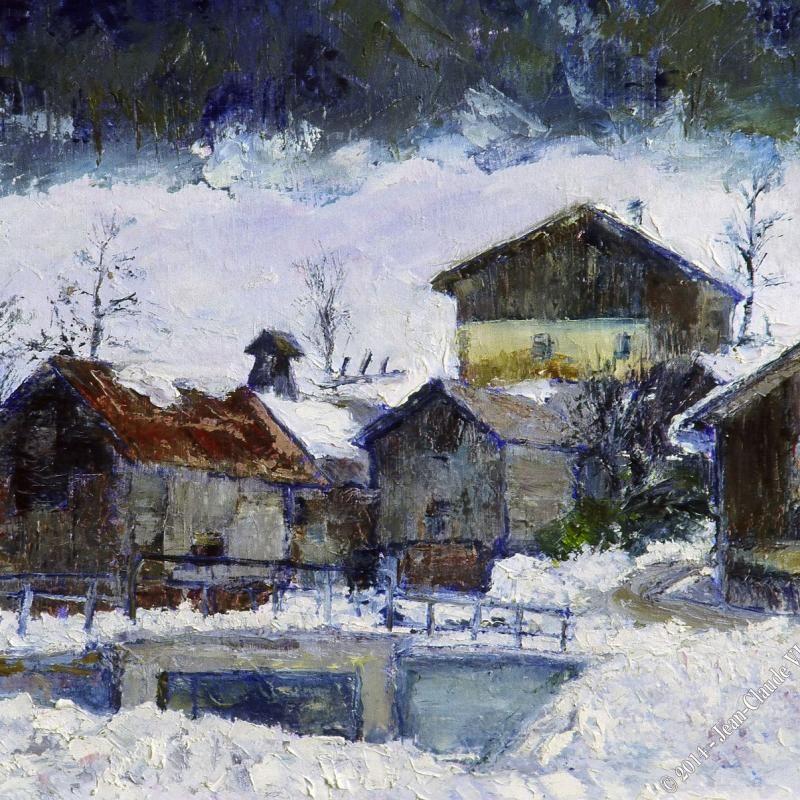 Epingle Sur Jean Claude Viale Artiste Peintre