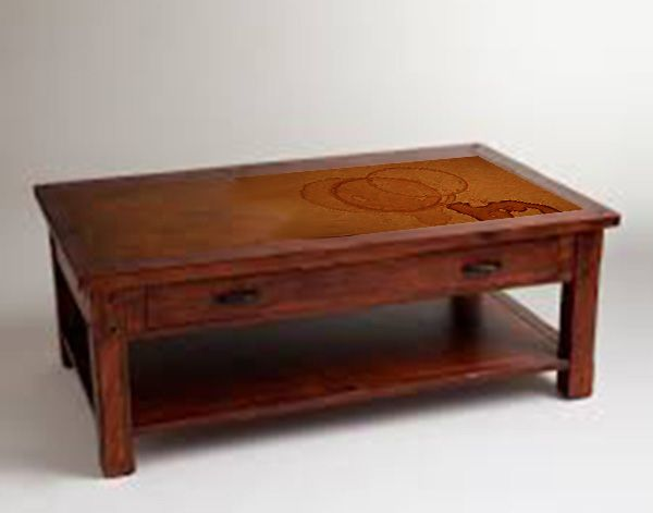 water stains on wood furniture -wood furniture care  Dreamehome