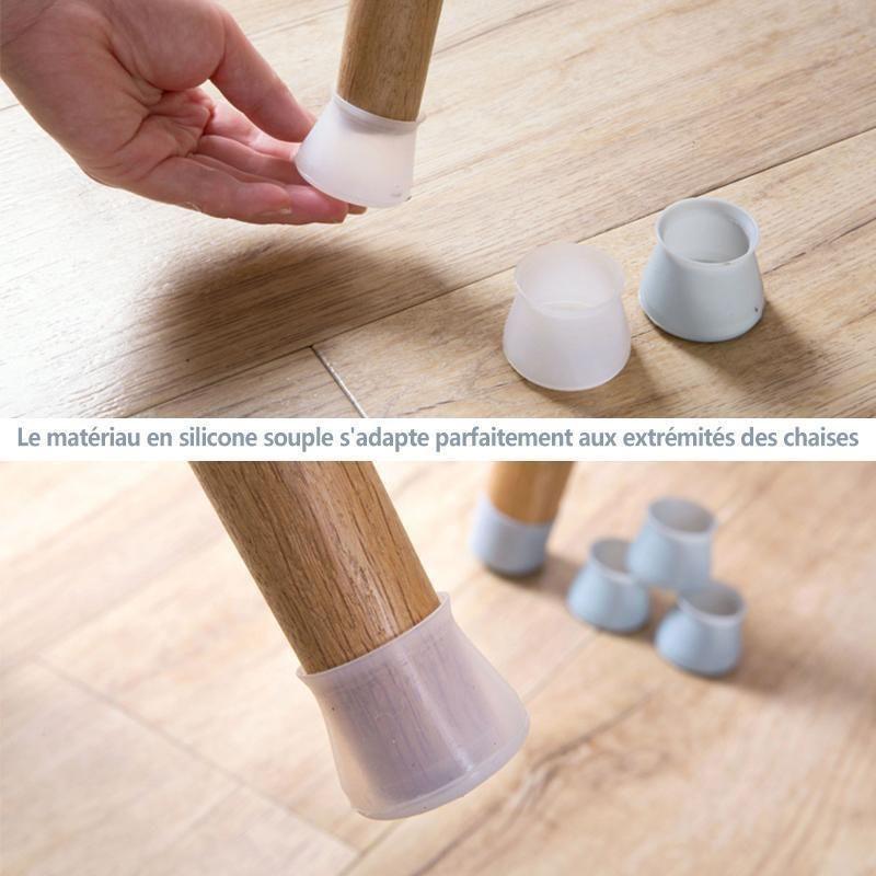 Housse De Protection En Silicone Pour Pied De Meuble Bellevente En 2020 Pied Meuble Housses Crochet Adhesif