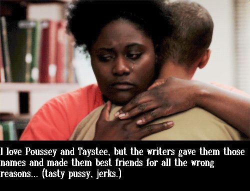 Orange Is The New Black Taystee Poussey Orange Is The New