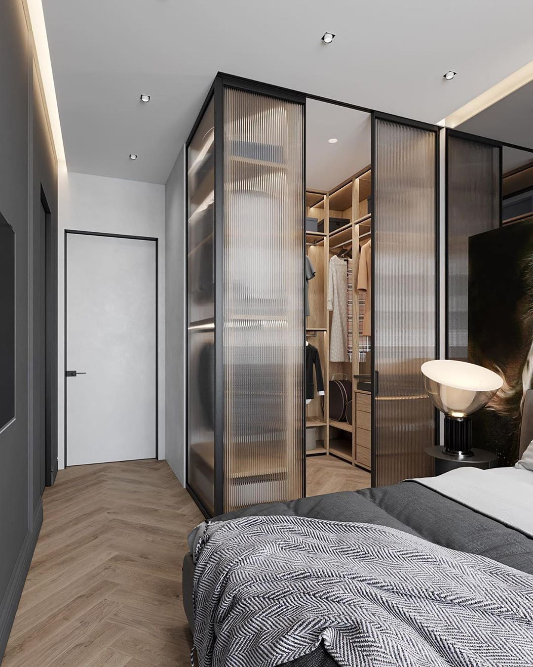 Luxury Buildings Interiors On Instagram Interior Goals Tag Someone Who D Love This Designed By D In 2020 Neutral Bedroom Design Bedroom Design House Interior