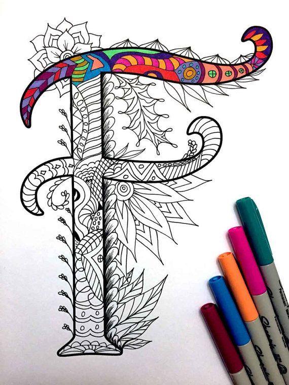 coloriage-a-imprimer-mandala-12 #mandala #coloriage #adulte via ...