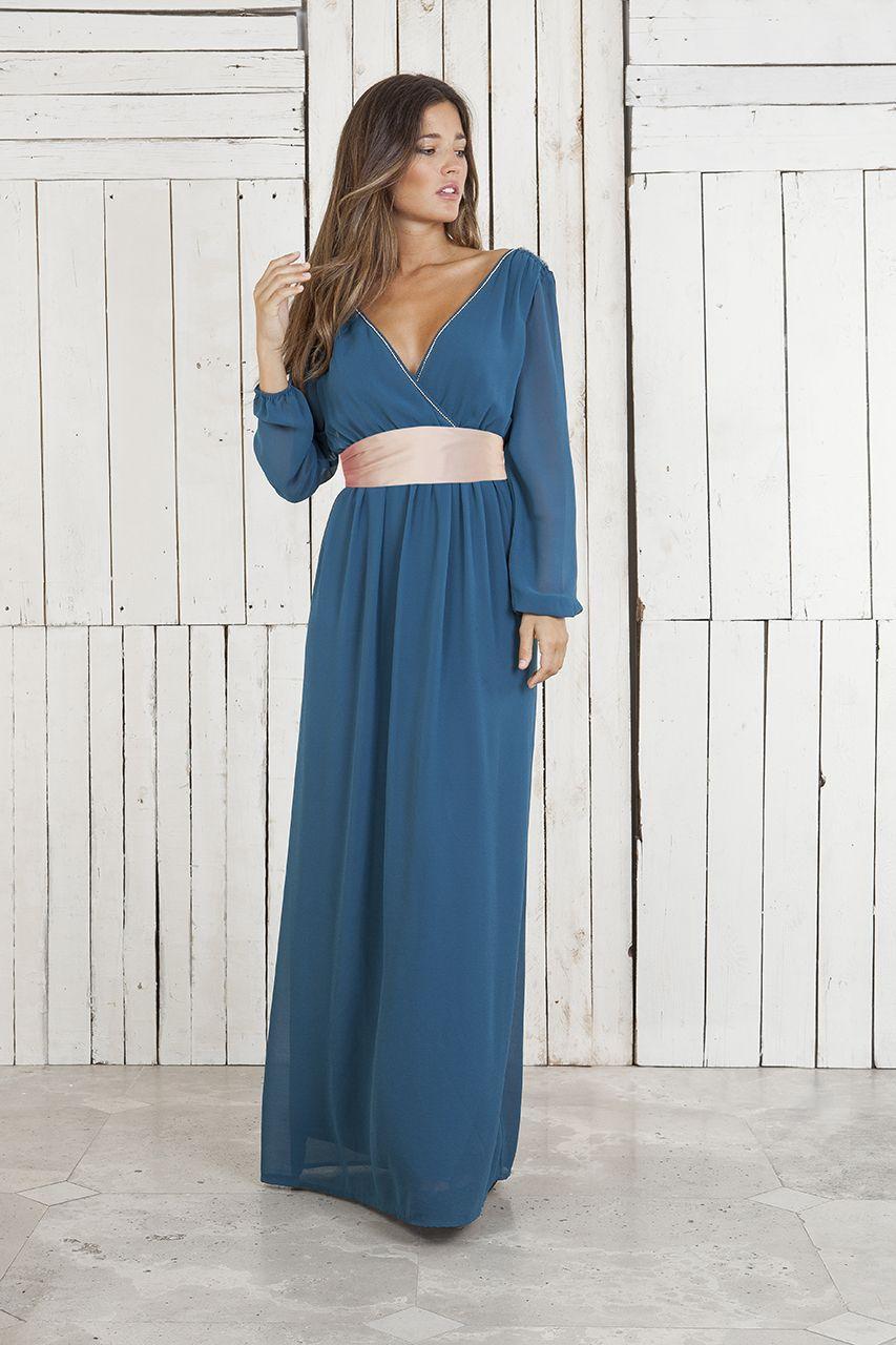 Vestido \'Sherpi\', de #Flamenco. Super elegante, perfecto para una ...