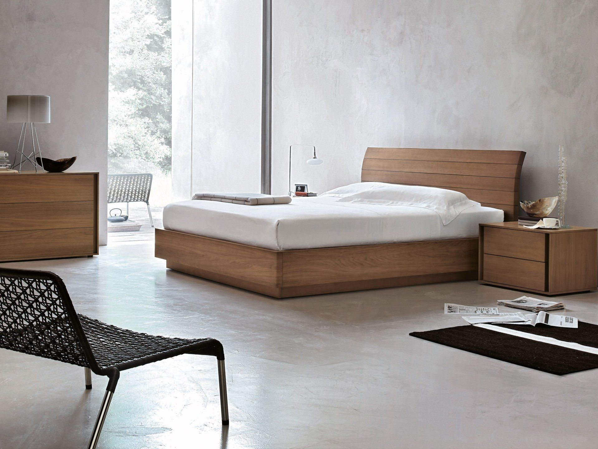 Awesome Double Bed Designs In Wood 10 Modern Diy Art Designs