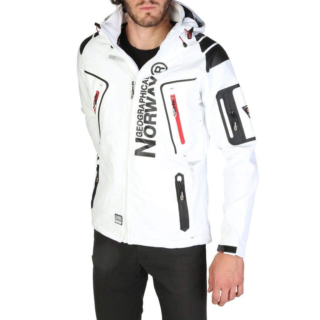 Geographical Norway Sport Funzione Giacca Softshell Giacca Outdoor S-XXXL Nuovo