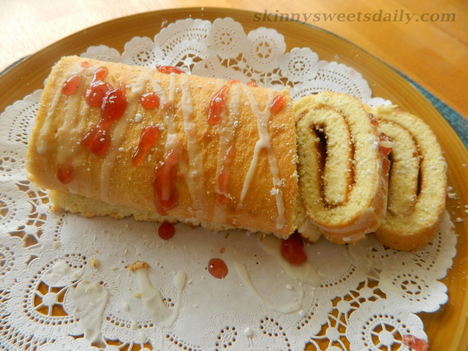 Simply Elegant Swiss Roll Cake