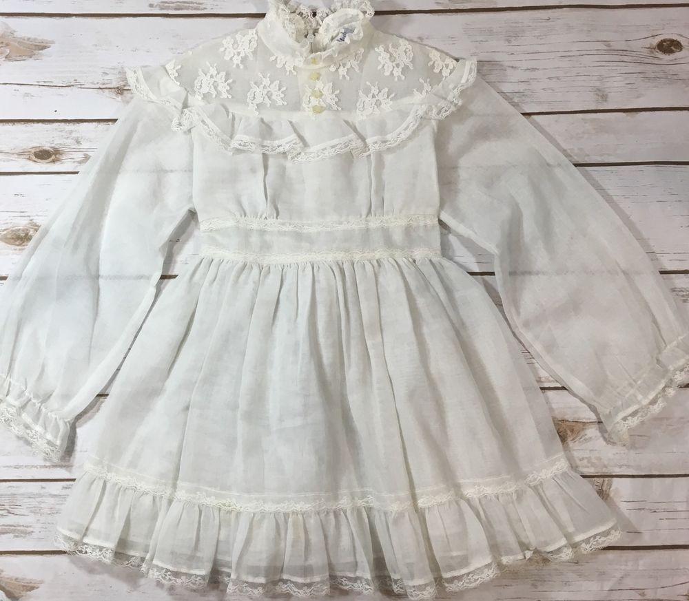 White lace apron ebay - Lace