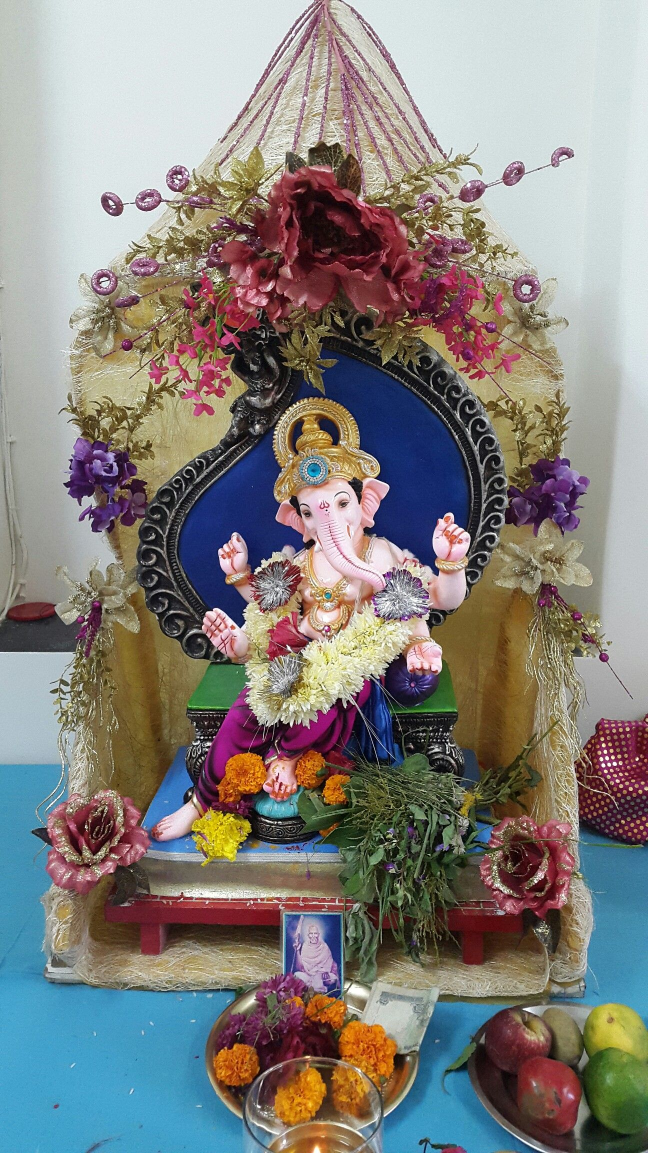 Happy Ganesh Chaturthi to one and all