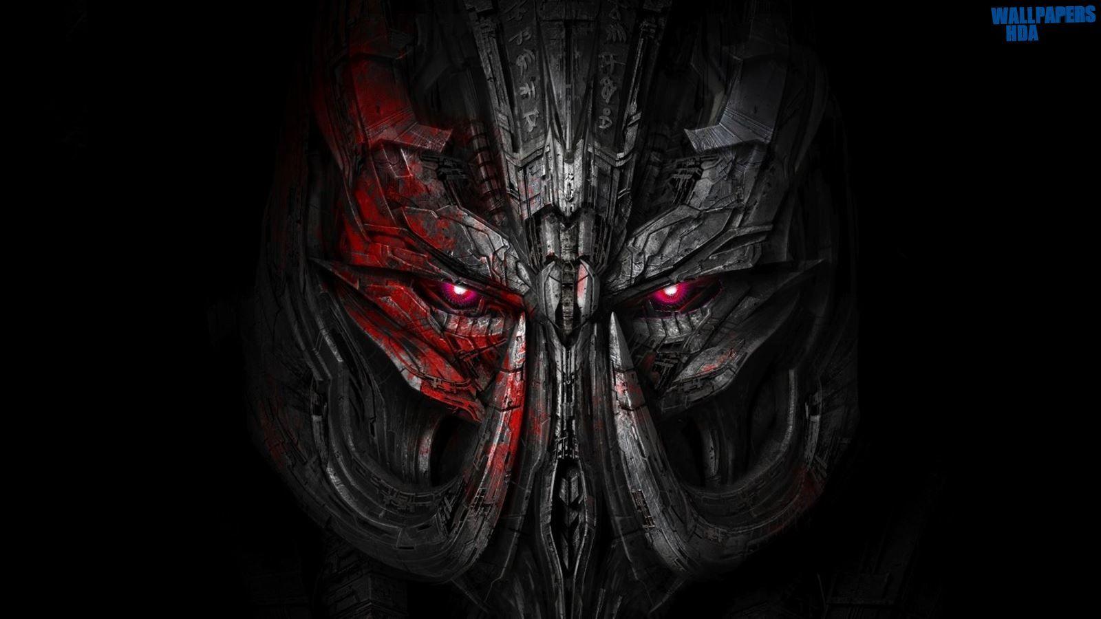 Megatron Transformers The Last Knight Wallpaper 1600x900