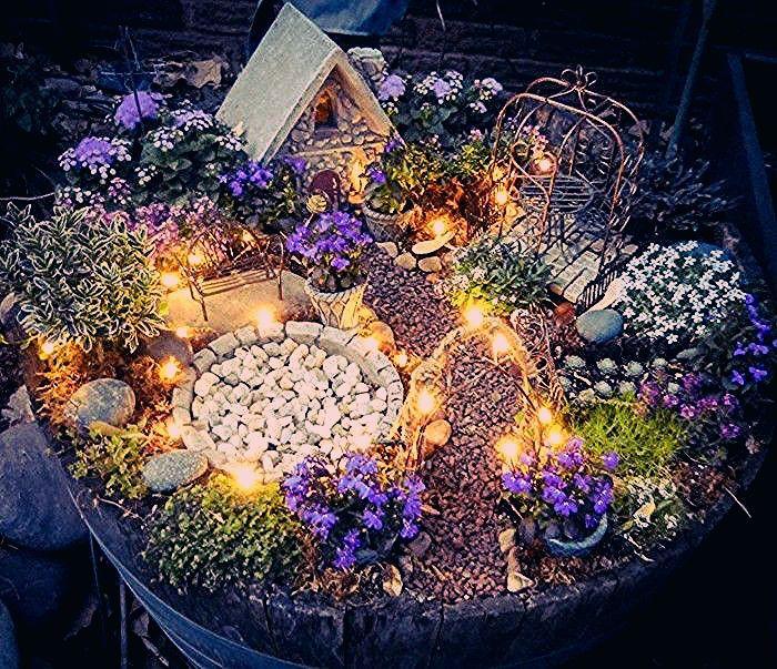 Photo of Ausgefallene Gartendeko selber machen-101 Beispiele und Upcycling Ideen