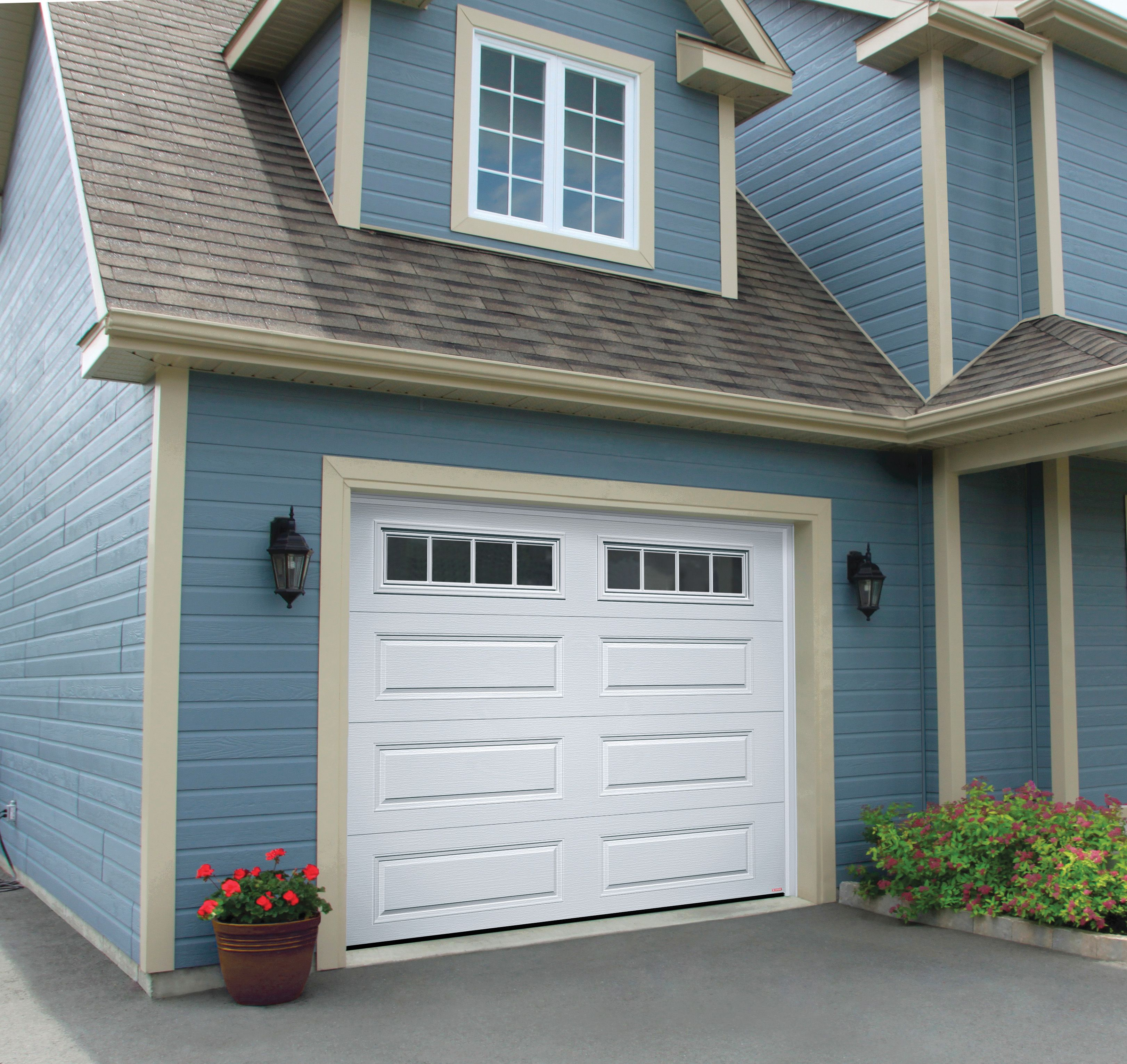 Garage Door Model Triforce Xl Ice White Get A Free Quote Http