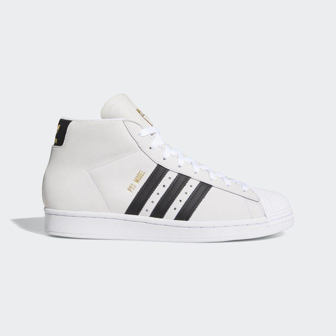 adidas Pro Model Schuh - Weiß | adidas Deutschland