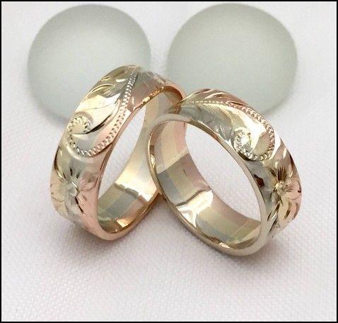Mens Hawaiian Wedding Rings