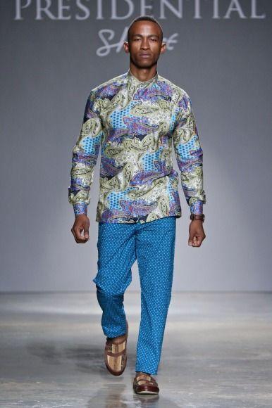 SA Menswear Week | Presidential | Spring Summer 2016 Primavera Verano | #Menswear #Trends #Tendencias #Moda Hombre