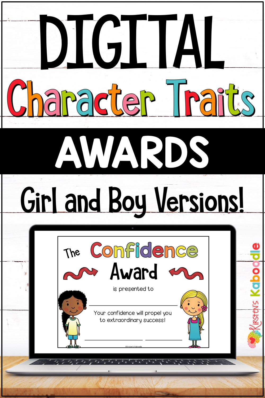43+ Extraordinay character traits worksheet Most Effective