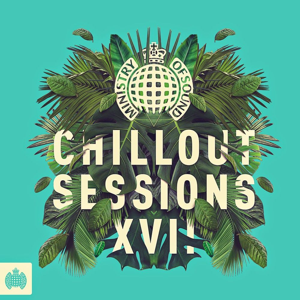 Stone Logodesign: Ministry Of Sound Chillout Sessions XVII