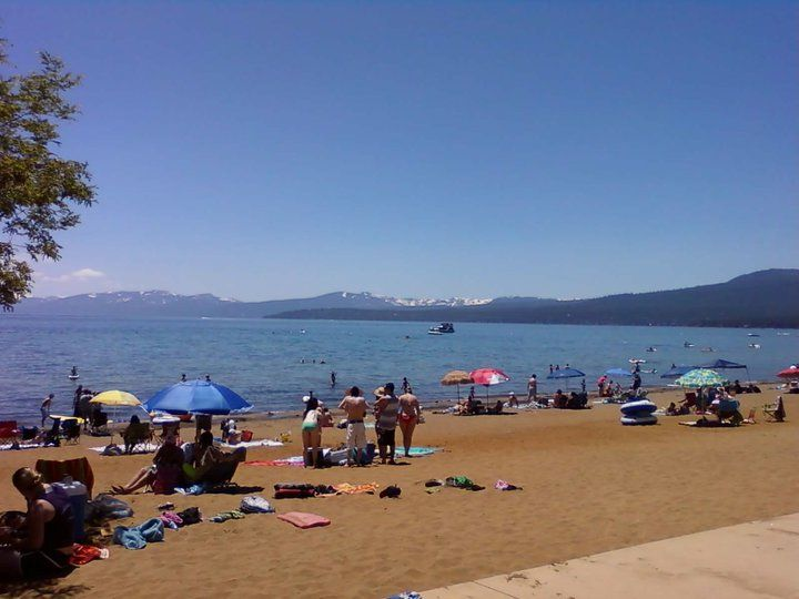 King S Beach Lake Tahoe Can You Be Homesick For A Place That Hasn T Been Home 18 Years