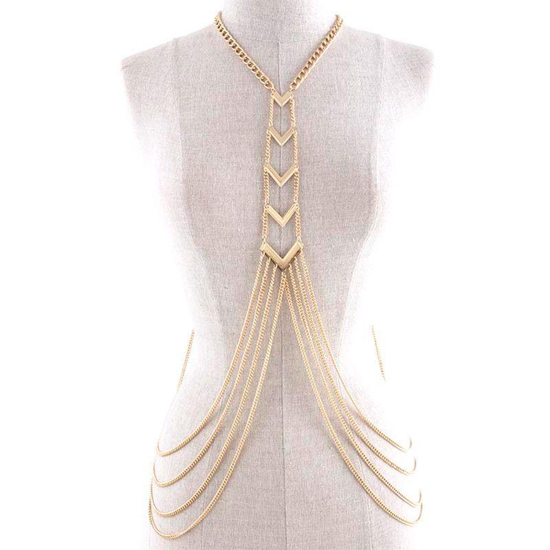 Exquisite Body Chain