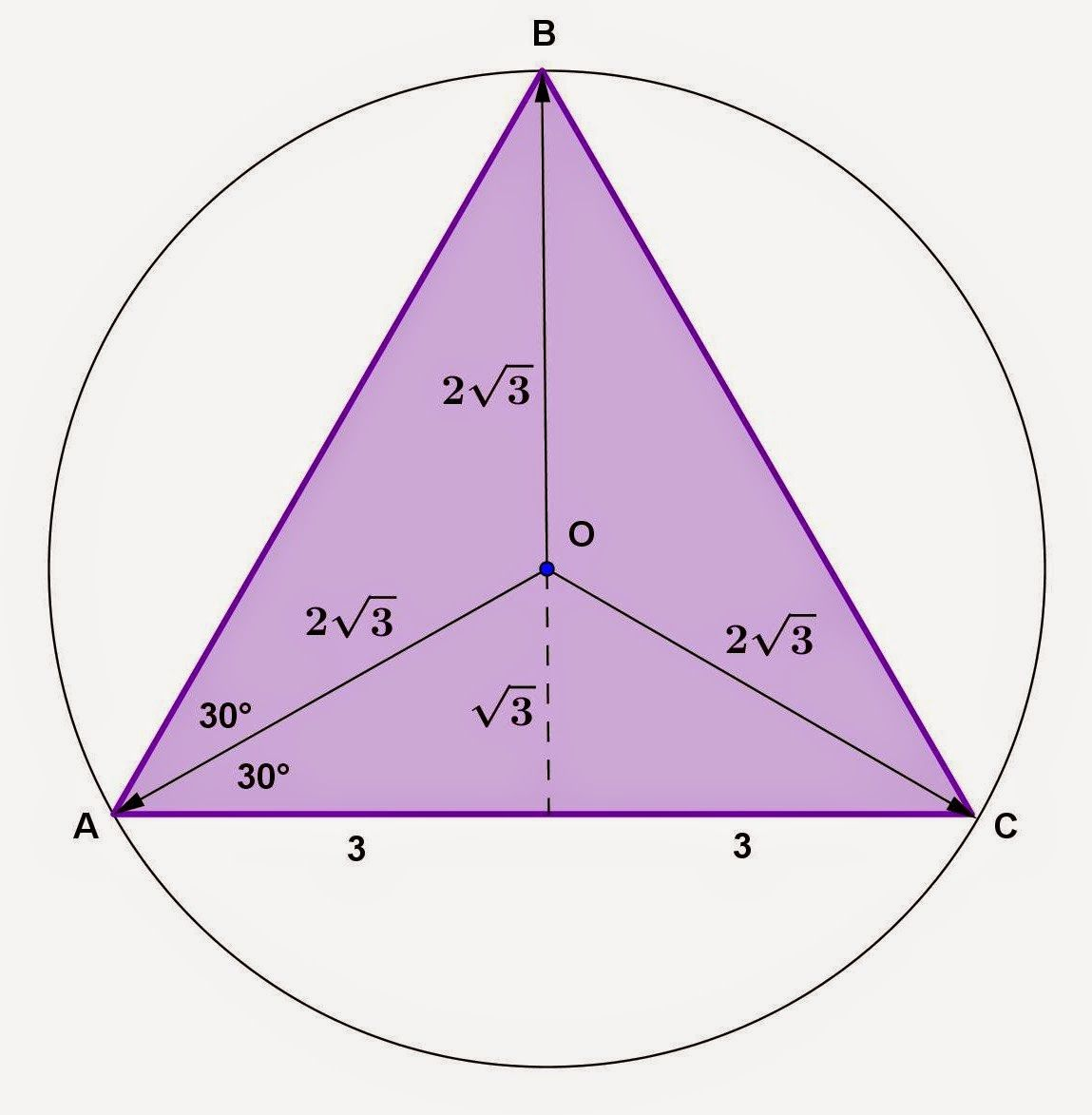 Math Principles Equilateral Triangle Problems