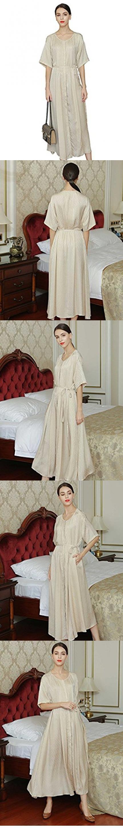 Voa womenus offwhite short sleeve jacquard maxi dress a high